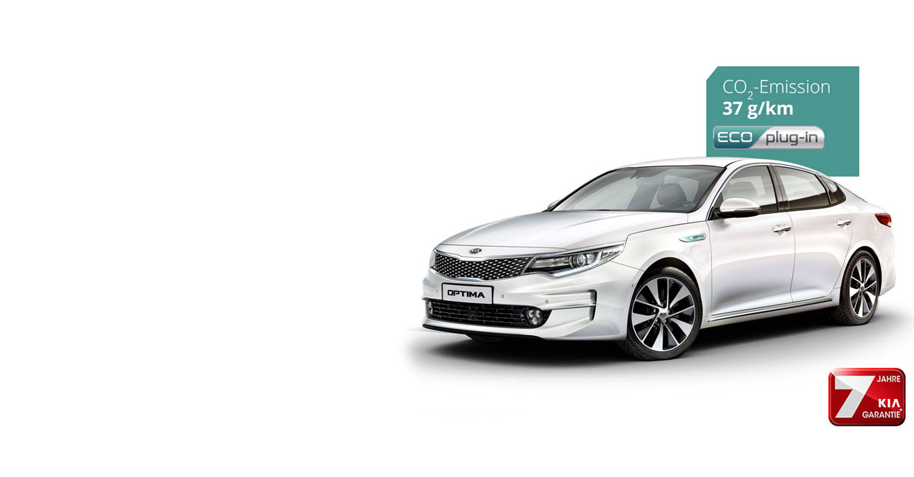 Kia Optima Plug-in Hybrid Attract