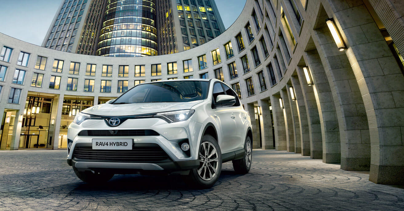 Der Toyota RAV4 Edition-S Plus